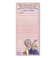 Jeff Foxworthy List Pads