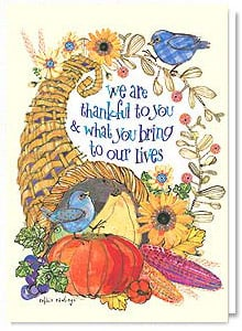 Thanksgiving Card | 38750