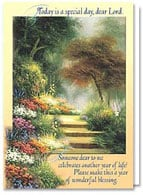 Christian Cards for Birthday