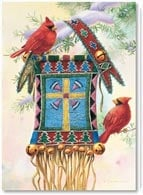 Native American Christmas Card | 2000503-p