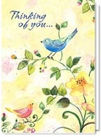 Thinking of You Friendship Card #95365