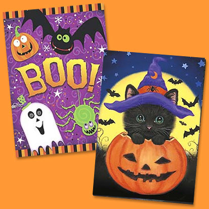 Leanin Tree: Shop for Halloween Cards Starting at $0.99